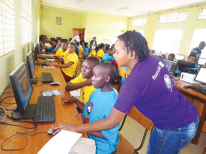 hands on classes in computer literacy